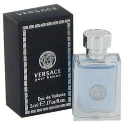 Versace Pour Homme by Versace Mini EDT .17 oz (Men)