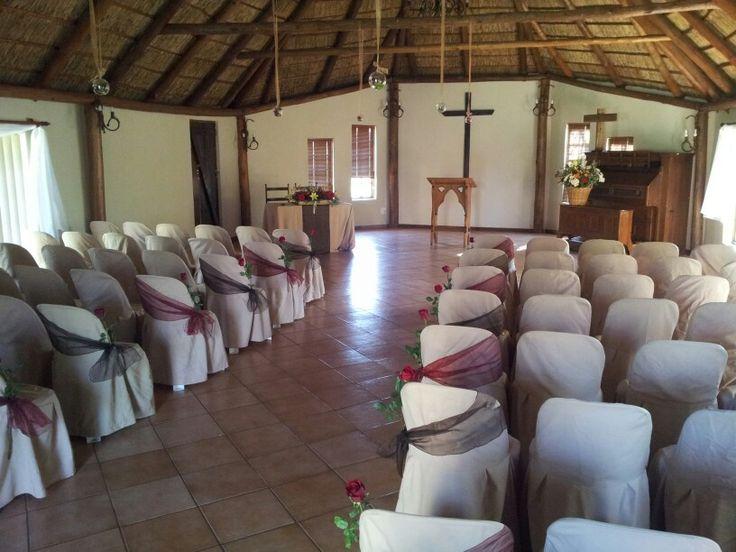 Red, brown and cream wedding. Lovely rustic Flowers by Vergeet - My - Nie www.vergeetmynieflorist.co.za