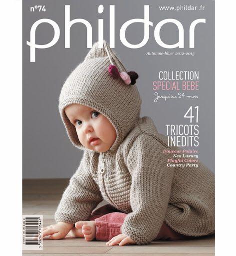 Phildar 74 - Les tricots de Loulou - Picasa Web Albums*