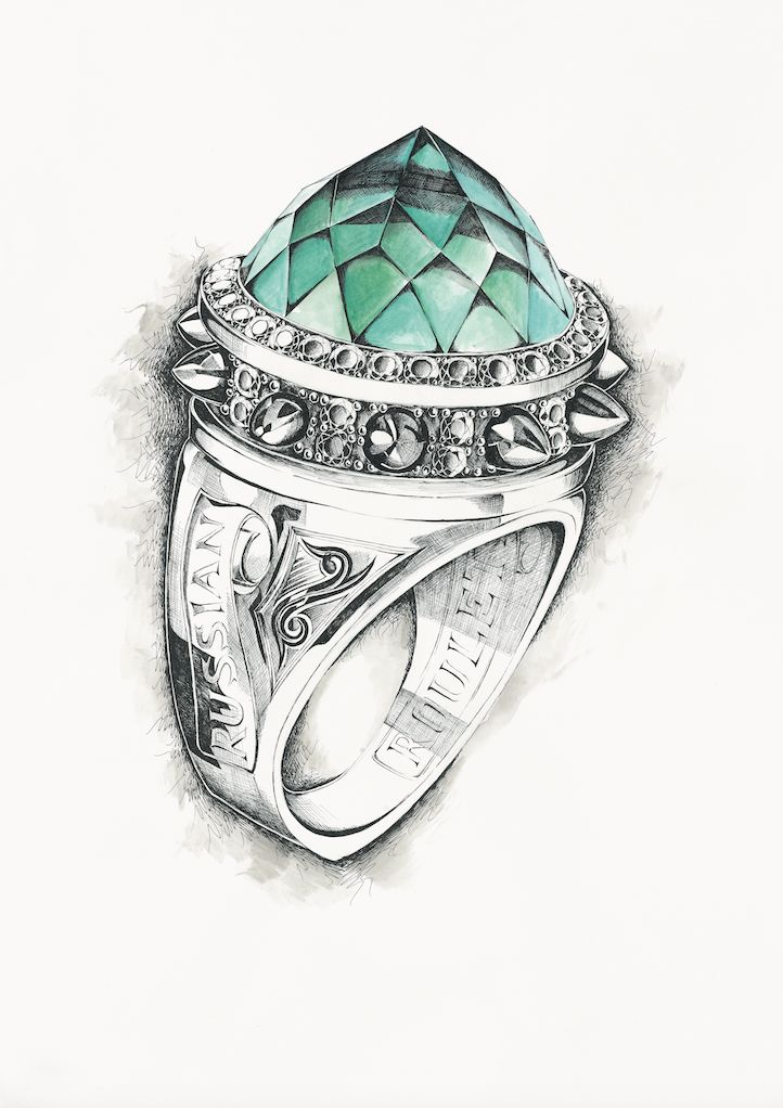 Ring Drawing