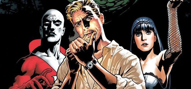 Liga da Justiça Sombria pode ser adaptado para animação!