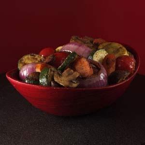 Cajun Summer Vegetables Recipe