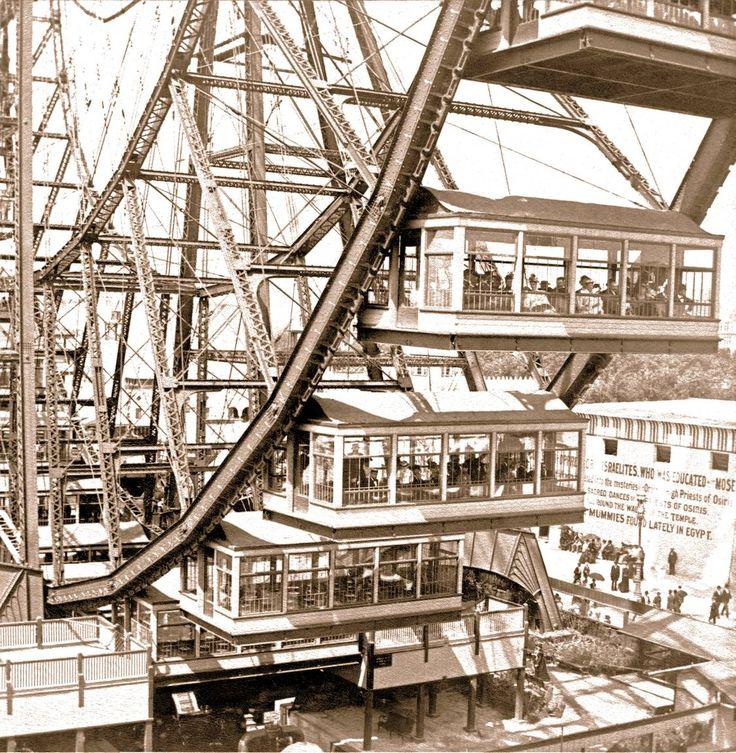 Photo Chicago Columbian Exhibition World S Fair