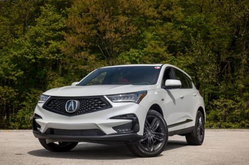 2019 acura rdx first drive finally not a warmed over honda car rh pinterest com
