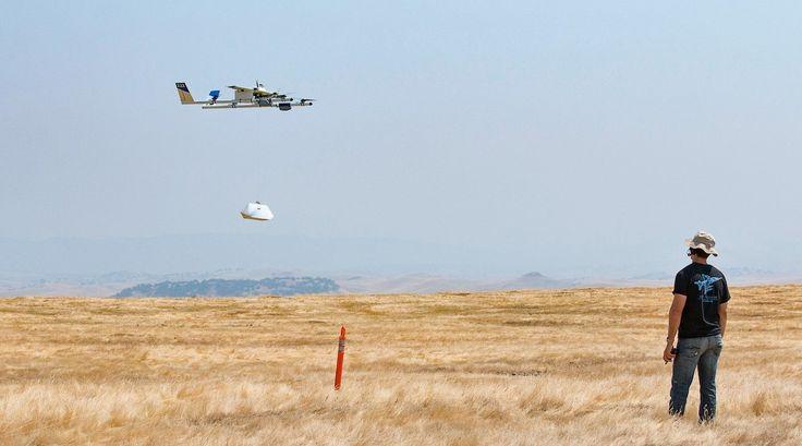 Project Wing: piattaforma per il controllo e la gestione del traffico aereo di droni. #droni #controlloaereodroni  www.dronemotions.com - Progettazione Droni Multirotore Visit our Site: https://www.areagoods.com