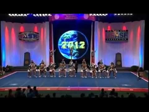 Cheer Extreme Senior Elite Worlds 2012 (Finals)
