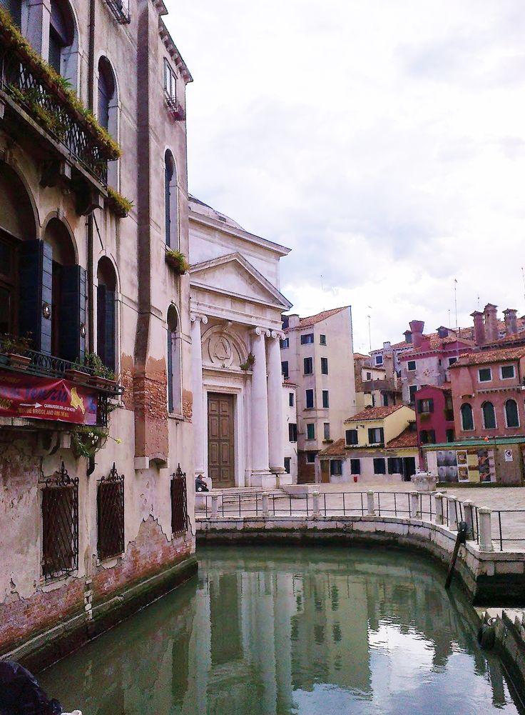 Cannaregio, la Maddalena