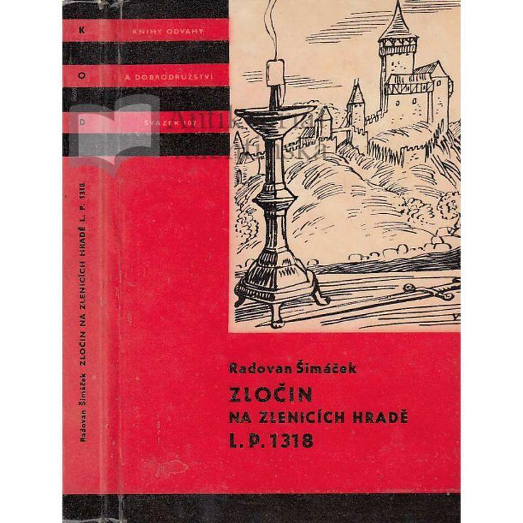 Zločin na Zlenicích hradě L.P.1318