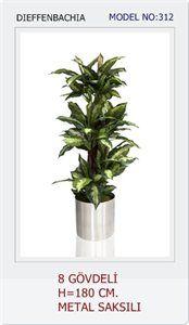 KOcaeli yapay salon bitkileri www.kocaelicicekshop.com