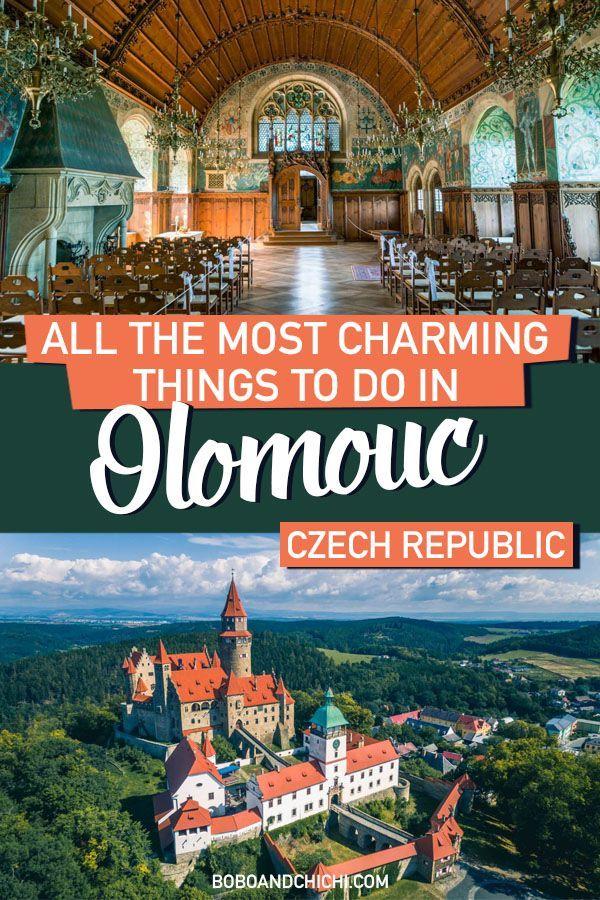 12 Things To Do In Olomouc Czech Republic Czech Republic Travel Olomouc European Vacation