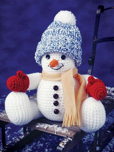 452 Best Crochet I Like Snowmen And Snow Ladies Images On