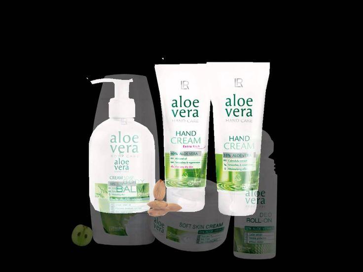 Aloe Vera LR Health and Beauty System