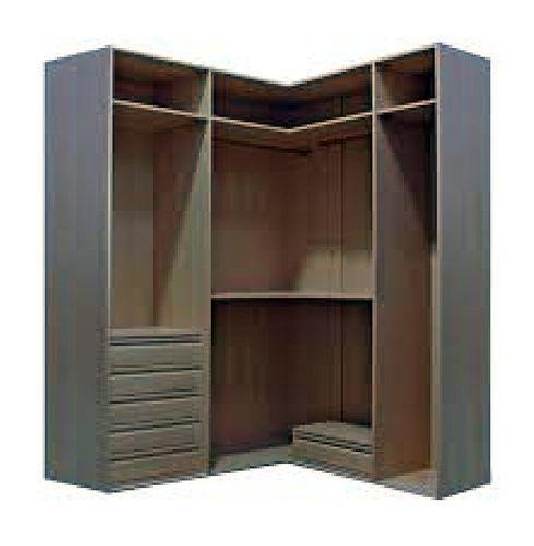 616 best images about dormitorios y closet on pinterest - Armario de esquina ...