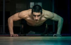 There are more ways to do pushups than just about any other exercise, which means your mind and muscles will never get bored. But if you need some inspiration for your arsenal, check out these two up-and-down pushup workouts from Men's Health Fitness Director B.J. Gaddour. (Take your fitness to an all-new level with the fitbit Surge super watch. It'll help you train smarter, go farther, and work harder.)