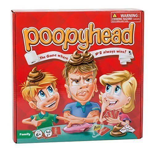 Poopyhead-Card-Game-The-Game-Where-Number-2-Always-Wins-Best-Gift-New-Brand
