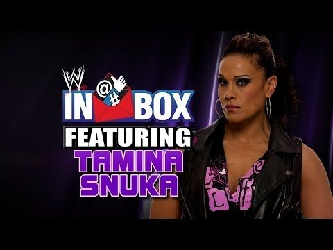 Did The Rock really give a car to Tamina Snuka? - WWE Inbox 115  - http://www.wrestlesite.com/multimedia/rock-really-give-car-tamina-snuka-wwe-inbox-115/