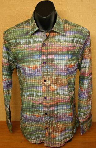 Negretti LS Casual Shirt Malta Multi