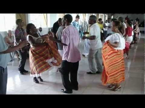 Jamaica Independence Festival 50 Huddersfield 5 Aug 12 3 Quadrille Dance Troup - YouTube