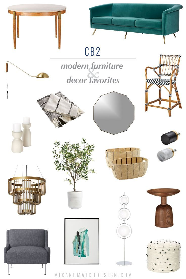 What Caught My Eye Cb2 Modern Furniture Decor Home Decor