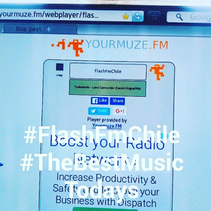 #FlashFmChile #VanguardRadioShow By #DaniloPerkelman #NowPlaying #Live http://www.yourmuze.fm/webplayer/flashfmchile-2