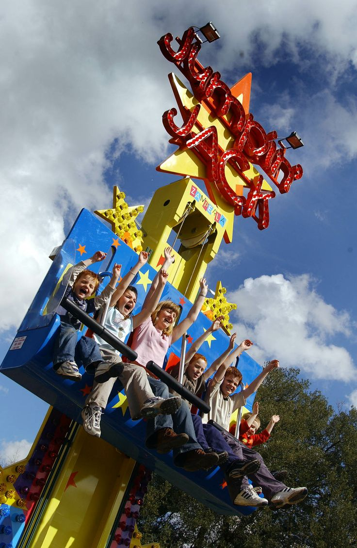 Jumping Jack Ride at Paultons Park - https://paultonspark.co.uk/attractions/rides/282/jumping-jack