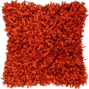 Sierkussen London 45x45 cm rood