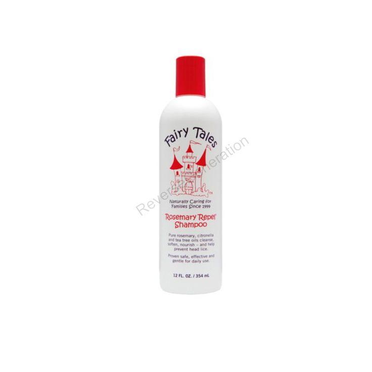 FAIRY TALES Rosemary Repel Shampoo (12 oz)