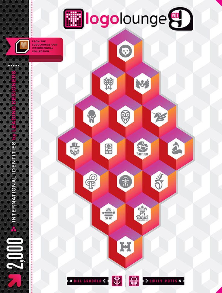 LogoLounge 9 (eBook) Logo design creative, Creative logo