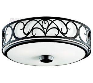 Monte Carlo Fan MFSCROLLRB Transitional Ceiling Fan Light Kit Accessory Only MC-MFSCROLLRB