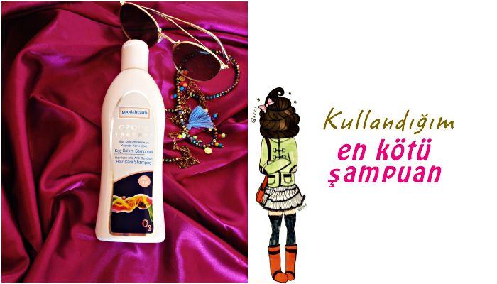 En sevmediğim şampuan: Good&Health Saç Bakım  Şampuanı #hair #diy #saç #bakım