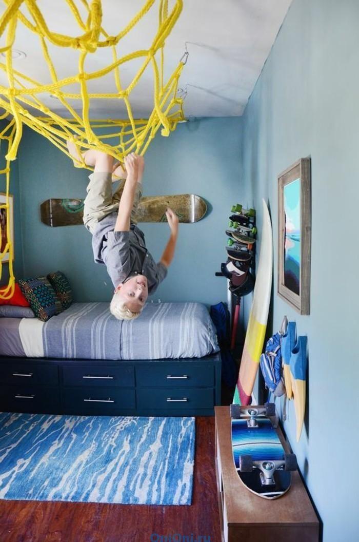 дизайн детской комнаты мальчика 6 лет