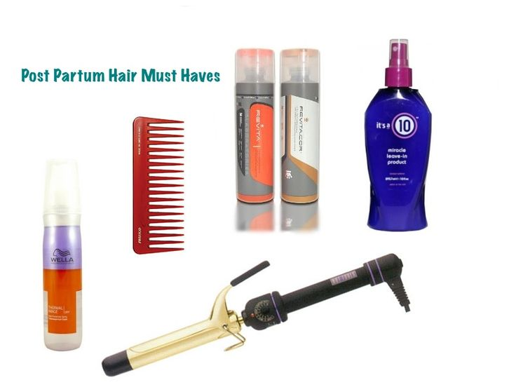 After baby hair loss Three More Weeks: Postpartum Shed and the Dreaded Hair-Horns