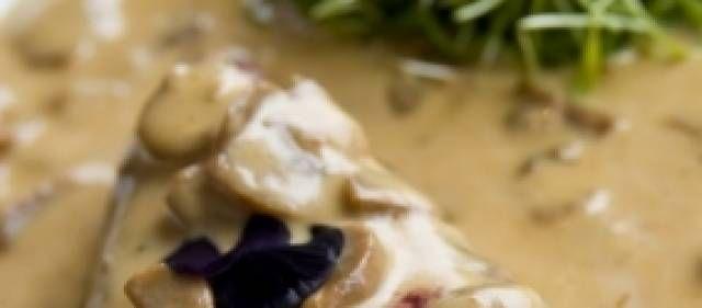 Biefstuk Met Champignonsaus recept | Smulweb.nl