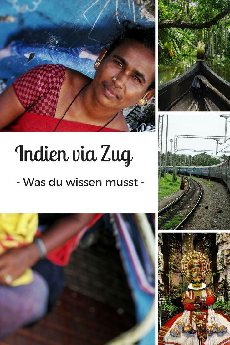 Infos für deine Zugreise durch Indien