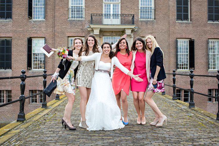 Bridesmaids! Amerongen, The Netherlands