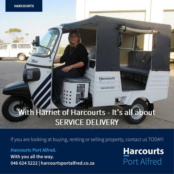 Harriet of Harcourts #ServiceDeliery #Harcourts #PortAlfred #WhereServiceCounts #FunandLaughter