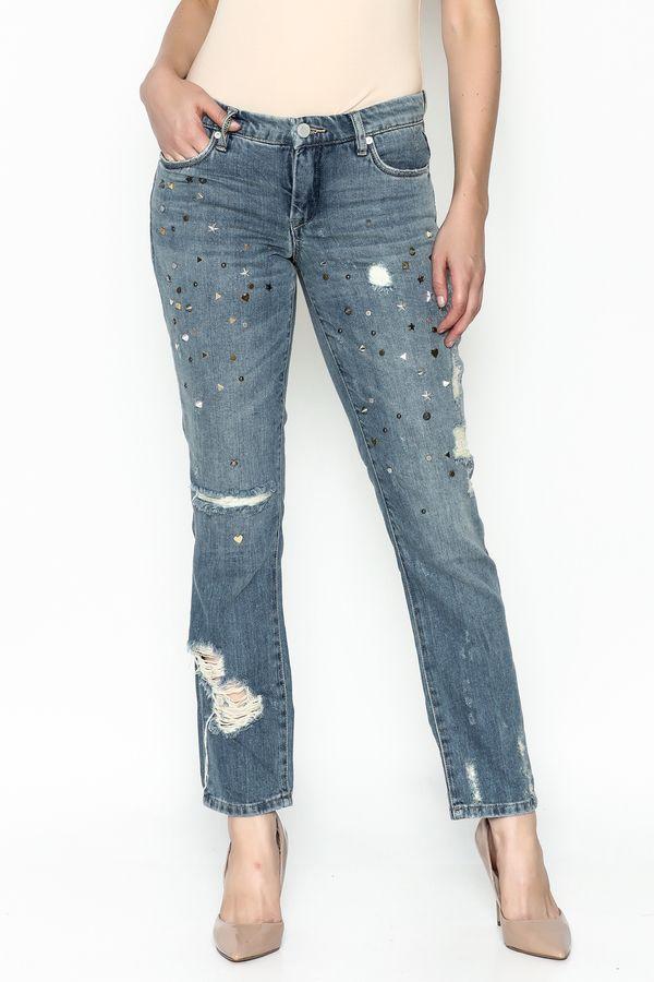 Blank NYC BlankNYC Studded Jeans
