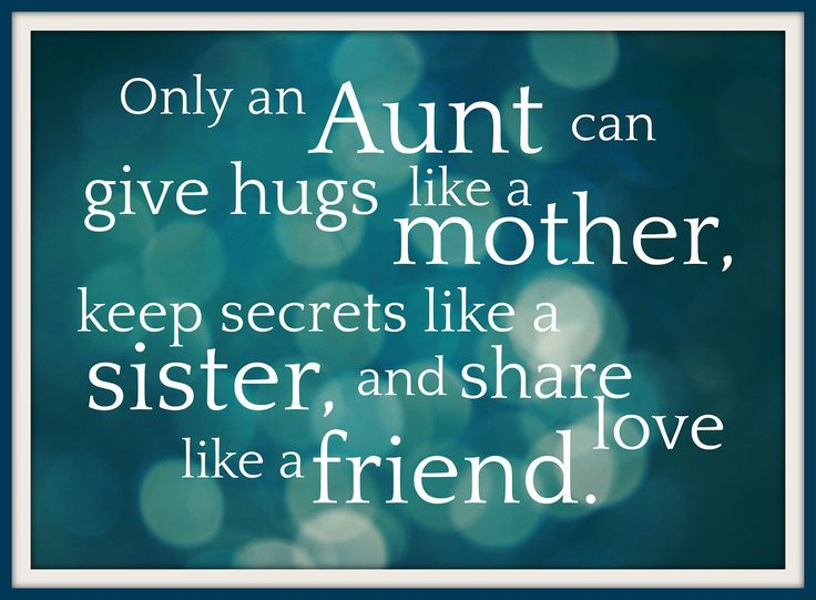 Happy Birthday To My Aunt Quotes. QuotesGram by @quotesgram