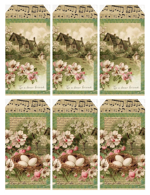 ....: Note Card, Sweet Spring, Memories Crafts, Labels Tags, Spring Cottages, Lavender, Gifts Tags, Lilacs, Free Printables