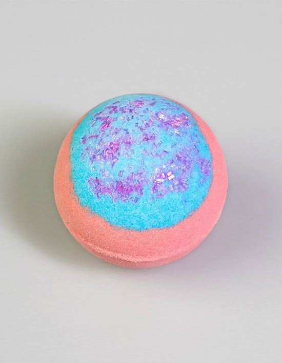 DA BOMB Cotton Candy Bath Bomb