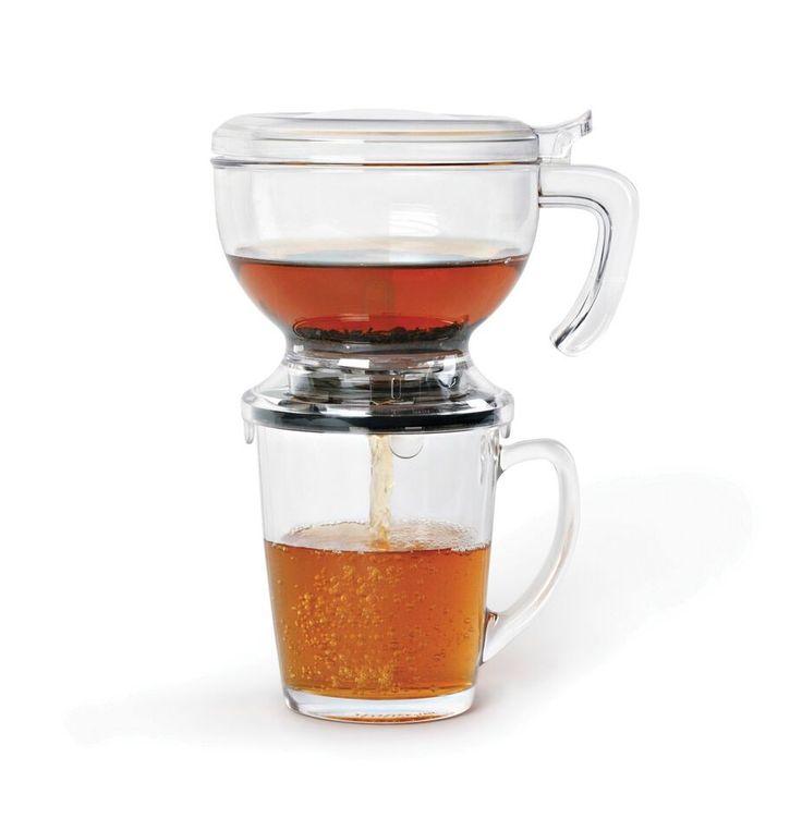 NEW ZEVRO SIMPLISS A TEA BREWER
