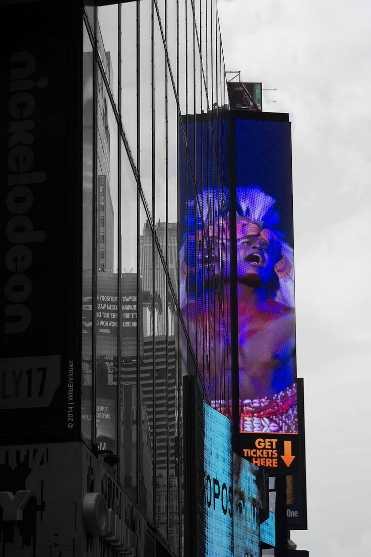 _MG_0739_BW_web | Times Square - NYC | Por: Wilo Enríquez - Fotografía | Flickr - Photo Sharing!