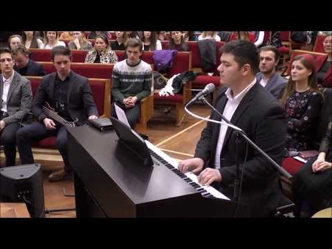 Marius Costea - Eu multe lucruri nu-nțeleg, o, Doamne - YouTube