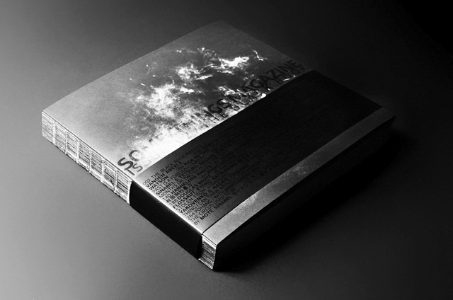 SOME/THINGS MAGAZINE ISSUE002 / THE BLACK BOOK