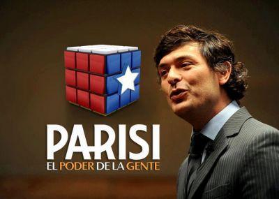 Candidato Presidencial  Franco Parisi