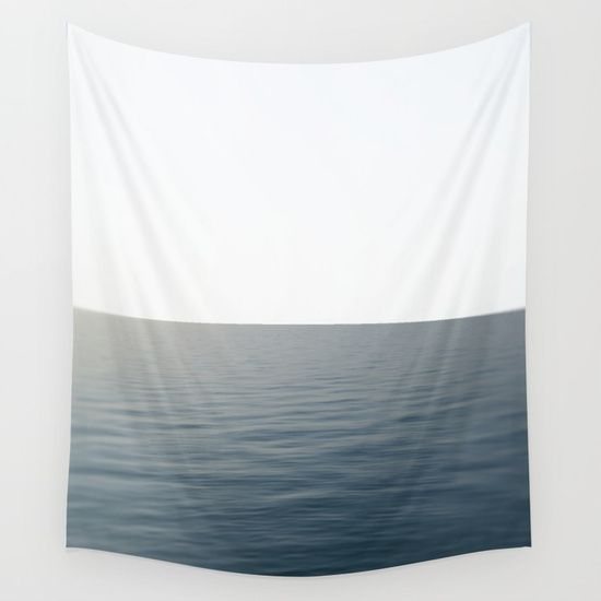 Sea Texture Wall Tapestry by ARTbyJWP From Society6 #sea #ocean #walltapestry #walldeco #tapestry #artbyjwp -- Available in three distinct sizes, our Wall Tapestries are made of 100% lightweight polyester with hand-sewn finished edges. Featuring vivid colors and crisp lines, these highly unique and versatile tapestries are durable enough for both indoor and outdoor use. Machine washable for outdoor enthusiasts, with cold water on gentle cycle using mild detergent - tumble dry with low heat.