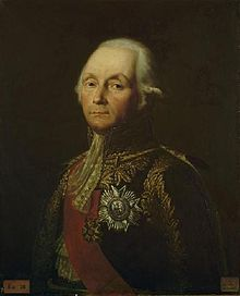 François Christophe Kellermann or de Kellermann, 1st Duc de Valmy (28 May 1735 – 23 September 1820) was a French military commander, later the Général d'Armée, a Marshal of France and a freemason.Marshal Kellermann served in varying roles throughout the entirety of two epochal conflicts, the French Revolutionary Wars and the Napoleonic Wars.