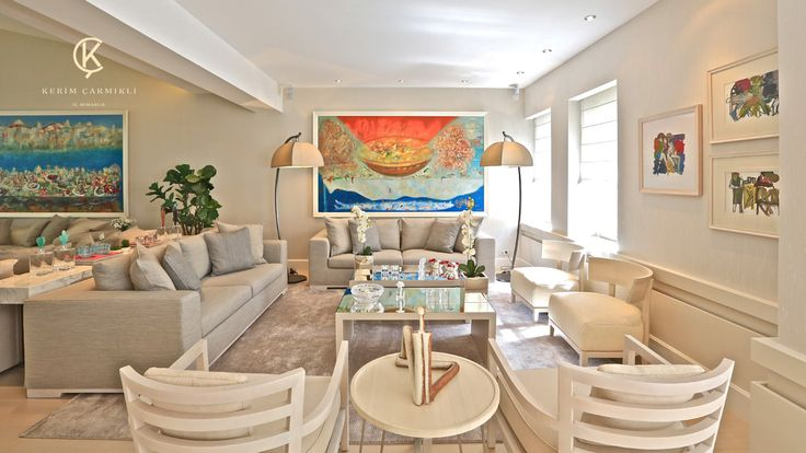 DMU ARNAVUTKÖY EVİ - I / 2012 | Kerim Çarmıklı İç Mimarlık Ofisi | İç Mimari Proje#home#interior design