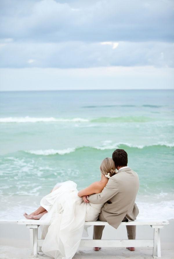 Beach weddings, beautiful