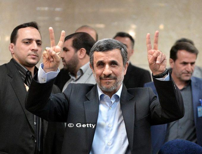 """Résultat de recherche d'images pour """"mahmoud ahmadinejad getty image"""""""